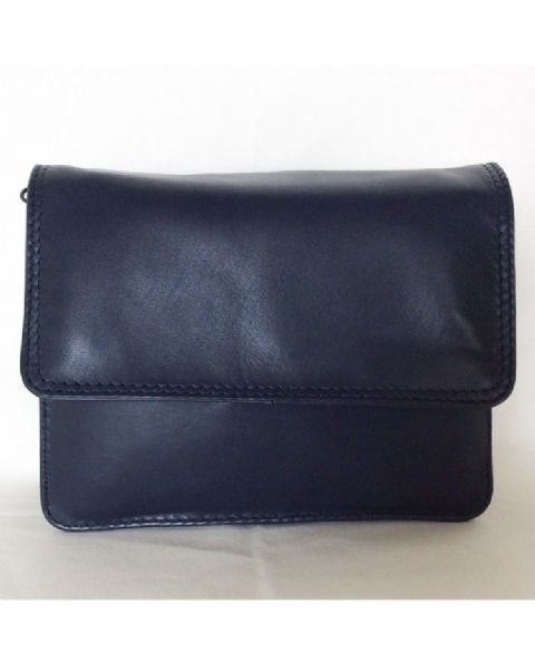 The Soft Leather Small Clutch Handbag